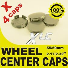 tapas llantas wheel center caps 55mm 60mm 4x Seat coche wheel center caps