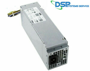 Genuine 240W 0TRD3 DHVJN Power Supply For Dell Optiplex 3040 5040 7040 SFF