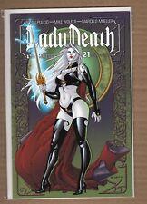 Lady Death 21 Mid Ohio VIP (Boundless) NM 250