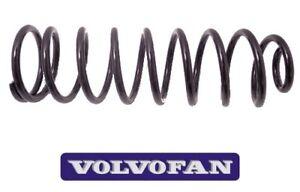 Suspension spring Rear axle VOLVO 140 164 240 260 4 doors 1212426
