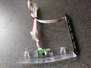 Sharp LC-43CFG6001K Button Board And IR Sensor