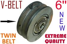CLUTCH to suit engines, 150mm-25.4mm bore, V-BELT, BUILT TO LAST, High Quality**
