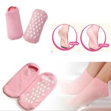 EG_ LC_ Women's Moisturizing Spa Gel Socks Pedicure Feet Cracked Skin Care Serap