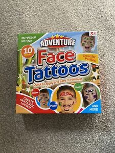 Interplay Face Paintoos Party Pack