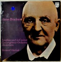 Bruckner Symphony No 2 in C Minor Haitink SEALED LP Vinyl Concertgebouw Orch
