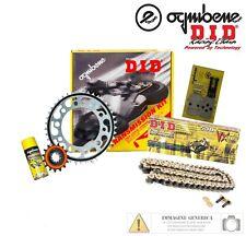 Kit trasmissione catena Regina 520 ORT2 corona 39 pignone 17 Honda Integra 750