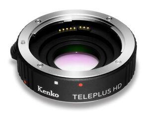 Kenko Teleplus 1.4x HD DGX Teleconverter Canon Fit