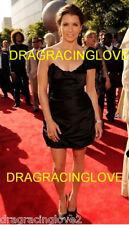 Danica Patrick Race Car Driver HOT SEXY Black Dress 8x10 PHOTO! #(9)