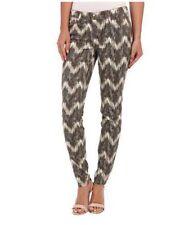 Women's Henry & Belle Spruce Ethnic Lila Skinny Ankle Slim Jeans Denim Pants 31