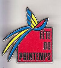 RARE PINS PIN'S .. MODE FASHION OISEAU BIRD N°6  SHOP LE PRINTEMPS PARIS 75 ~CM