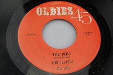 Jesters: The Plea / Oh Baby  [Unplayed Copy]