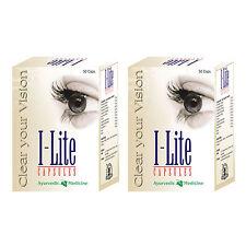 Improve Poor Vision, Best Natural Eye Strain Care Eyesight Supplement 100 Pills