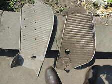 OD Trittbretter für V2 Blau in Alu defekt T100 T85 MAG