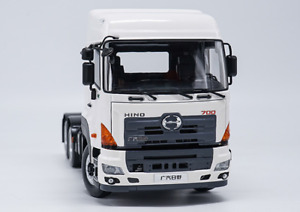 1/24 Scale Original Manufacturer GAC HINO Riye700 Tractor Trailer Truck Model