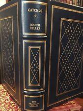 Franklin Library: SIGNED 60: Catch 22: Joseph Heller: World War II: Yossarian