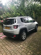 Jeep Renegade Limited 4x4  2016 (66), Automatic