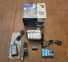 New ListingSony Handycam Ccd-Trv138 Hi 8 Analog Video 8 Camcorder Transfer Play 8mm Tapes