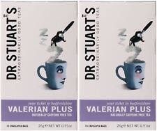 Dr Stuart's Valerian Plus - 15 Bags (Pack of 2)