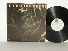 THE MIKE THEODORE ORCHESTRA Cosmic Wind Tom Moulton Bull Belly Boogie Westbound