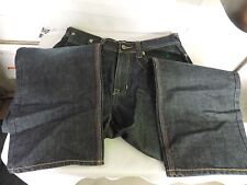 New MEN'S Song of Freedom blue jeans pants size 32 Bob Marley Designer Jeans