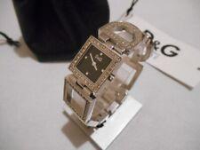 Montre Femme Dolce & Gabbana, D&G Ladies Watch, Night & Day, Swarovski Diamanté