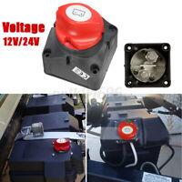 Marine Removable Battery Isolator Cut Off Power Kill Switch On Off 12V/24V AU