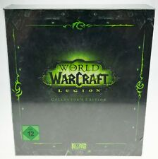 World Of WarCraft: Legion - Collector's Edition PC / Mac NEU NEW SEALED