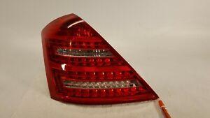 2010-2013 MERCEDES S550 S600 TAIL LIGHT DRIVER LED LAMP 10-13 OEM BROKEN CORNER