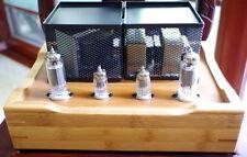 Handmade DIY 6P1 single-ended tube amp