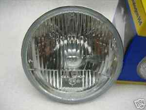 Hella Headlight H4 Fits Porsche 914/4 914/6
