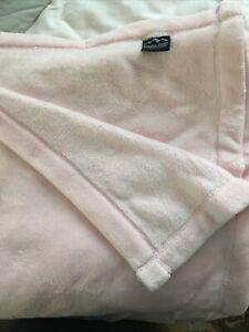 Berkshire Blanket  Twin Pink