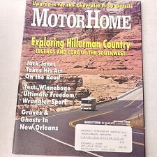 Motor Home Magazine Hillerman Country Jack Jones October 2000 062017nonrh