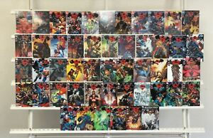 Superman/batman Dc 50 Lot Comic Book Comics Set Run Collection Box3