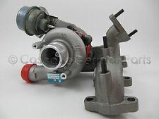 1.9 VW ALH TDI OEM Borg Warner VNT15 Deluxe Turbocharger Turbo & Feed Line