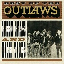 The OUTLAWS - Best of the Outlaws: Green Grass and High Tides (CD 1996)