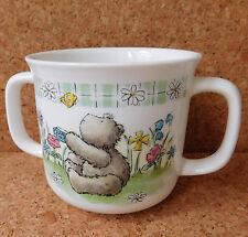Children's Mug Teddy Bear Design m&s tigerprint 1990 S 2-manipulés En Céramique Tasse