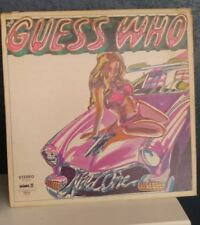 1972 THE GUESS WHO Wild One LP