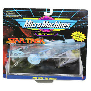 Star Trek Micro Machines Star Trek The Movies Galoob 1994