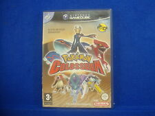 gamecube POKEMON COLOSSEUM Up To 4 Players! Nintendo PAL UK Plays On Wii