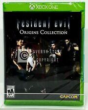 Resident Evil Bundle Origins + 4 + 5 + 6 - Xbox One - Brand New   Factory Sealed
