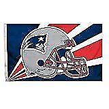 Fremont Die NFL England Patriots 3 5 Foot Helmet Flag