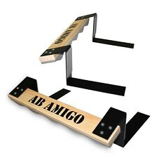 AB AMIGO - Perfect Sit-UP Machine, Ab Bar, Hold Your Feet Down, Removable