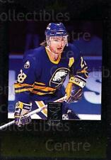 1995-96 Donruss Elite Uncut Die Cuts #49 Donald Audette