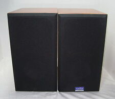 PAIR BOHLENDER GRAEBENER MODEL RADIA Z-1 SPEAKERS==NICE!