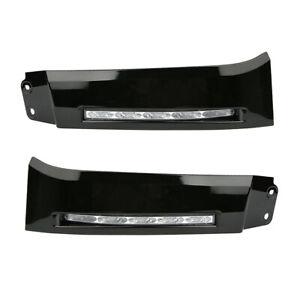 1Paar Vorne Stoßstange LED Tagfahrlicht DRL passt für Toyota Tundra 2007-2013
