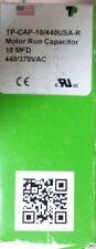 TRADEPRO® -TP-CAP-10/440USA-R 10 MFD 440V Round Capacitor