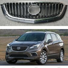Chrome Front Bumper Upper Radiator Grille Grill for Buick Envision 2016-2017