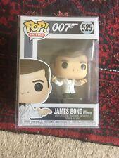 Funko Pop James Bond 007 White Tuxedo, Octopussy #525