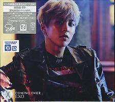 EXO-COMING OVER (XIUMIN VER.)-JAPAN CD Ltd/Ed C94