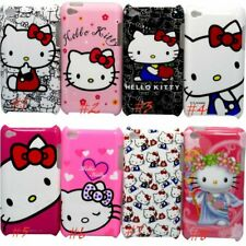 for iPod touch 4th gen itouch hard case hello kitty hot pink red white cute 4g